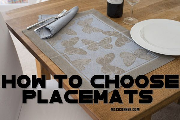 How to Choose Placemats