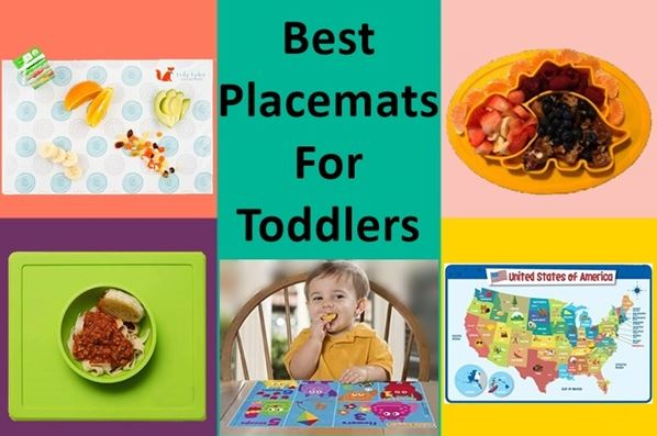 Top 10 Best Placemats for Toddlers