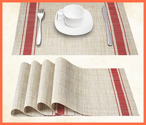 Best Placemats for Wood Dining Table