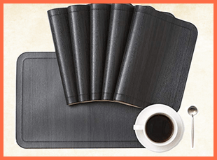 heat resistant placemats bed bath and beyond