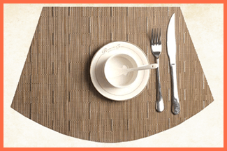 Round Table Placemats Canada Home