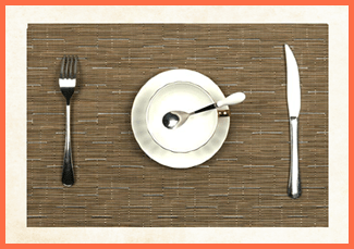 best placemats to protect wood table from heat