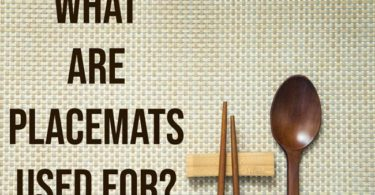 What Are Placemats Used For? A Detailed Guide