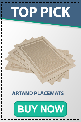 top artand placemats