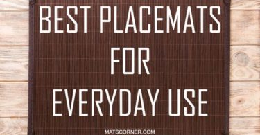 Best Placemats for Everyday Use