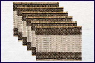 DII CAMZ11156 Reed - Best Placemats for Daily Use