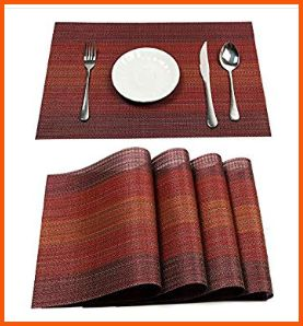Pauwer - Best Stain Resistant Placemats