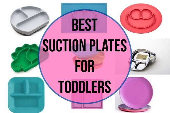 Best Suction Plates for Toddlers Mess-Free Feeding