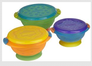 Munchkin Stay Put Suction Bowl for Toddlers