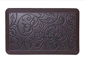 Amcomfy Best Mats for Hardwood FloorsKitchen