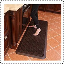 Butterfly Long - Large Anti Fatigue Mats for Kitchen