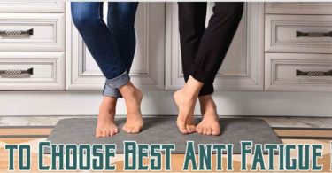 How to Choose Anti Fatigue Mat for Kitchen & Standing Desk