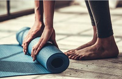 The Mat Cushioning Depends Upon Your Yoga Type