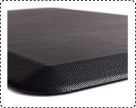 Gorilla Grip Anti Fatigue Mats for Standing in Kitchen