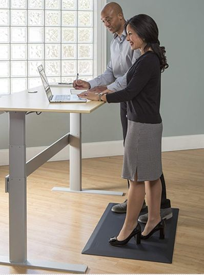 How to Choose Anti-Fatigue Mats for Office