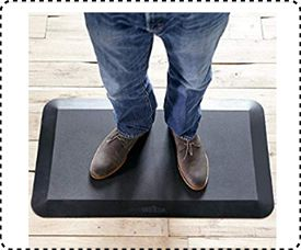 VARIDESK- Best Non Slip Anti Fatigue Mat