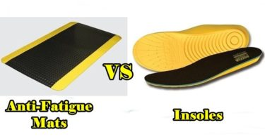 Anti-Fatigue Mats Vs Insoles - Everything You Need to Know