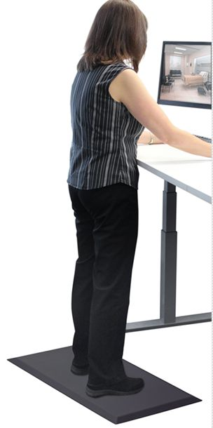 how to choose anti fatigue mat for standing desk