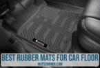 The Best Rubber Mats for Car Floor