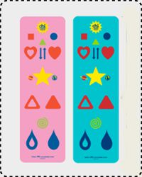 Chi Universe Yoga Mat for Children