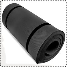 Crown Sporting Goods Yoga Mat for Bad Knees