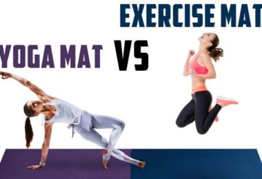 Yoga Mat VS Exercise Mat - Everything You Need to Learn