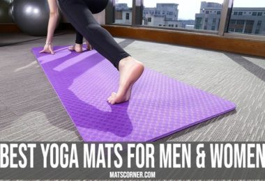 10 Best Yoga Mats for Men & Women [Reviews + Buyer's Guide]
