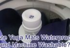 Are Yoga Mats Waterproof and Machine Washable