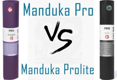 Manduka Pro Vs Manduka Prolite Yoga Mat - Which Is The Best?