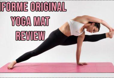 Liforme Yoga Mat Review | Firm Grip, Sticky & Durable Yoga Mat