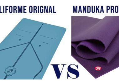 Comparison: Liforme Yoga Mat vs Manduka Pro | Which One is Best?