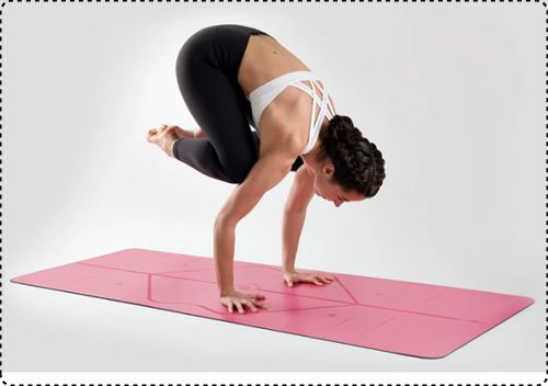 Liforme Yoga Mat Strong Grip