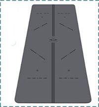 Heathyoga ProGrip Yoga Mat