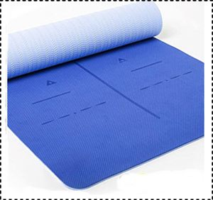 Heathyoga Yoga Mat with Extra Cushioning