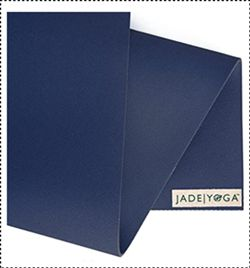 Jade Yoga Mat for Extra Comfort for Bad Knees