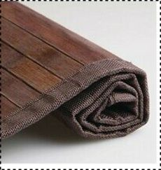 iDesign FormbuBamboo Non-Skid Floor Mat