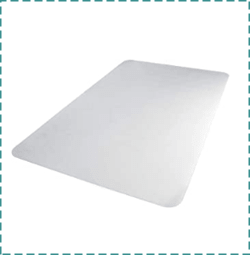 AmazonBasics Chair Mat for High Pile Carpet