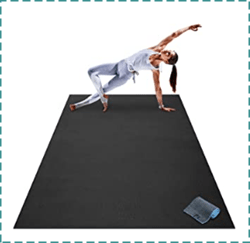 Gorilla Mats Premium Quality Large Yoga Mat