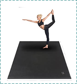 Gxmmat Extra Thick & Large Yoga Mat