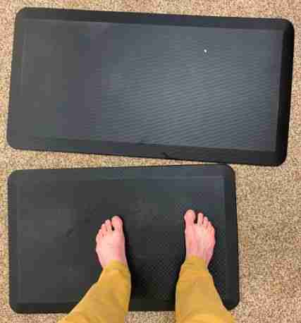 Kangaroo Anti Fatigue Mat for Standing