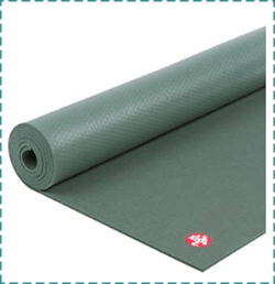 Manduka Pro Yoga Mat - Dense Cushioning & Great Grip on Carpet