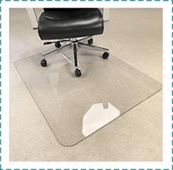 MuArts Chair Mats for Carpet & Hardwood Floor