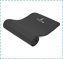 ProsourceFit Yoga Mat - High Density & Non-Skidding