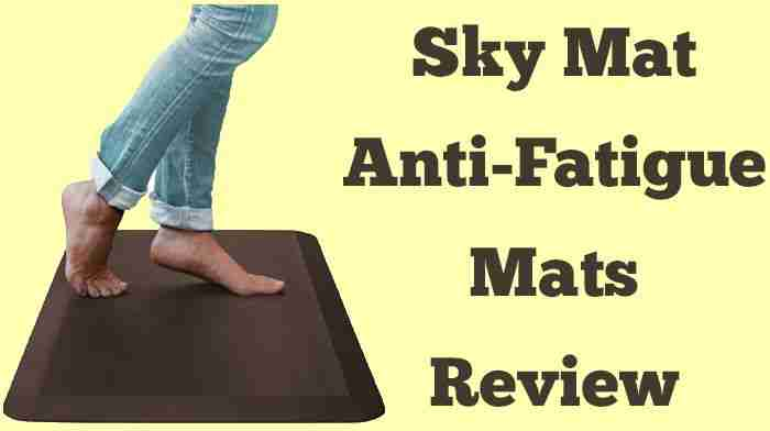 Sky Mat Anti-Fatigue Mats Review | Comfortable, Odorless, & Safe