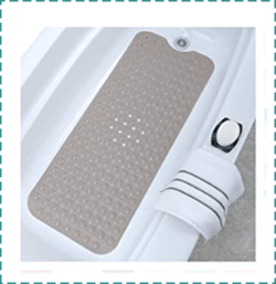 SlipX Solutions Anti-Slip Bath Mats