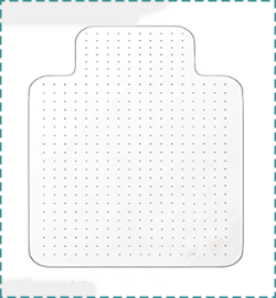 Starcounters Chair Mat for Carpeted Floors