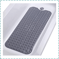 Tike Smart Slip Resistant Bathtub Mats