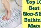 Top 10 Best Non Slip Bathtub Mats [Reviews + Buying Guide]