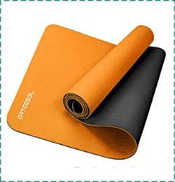 Arteesol Water & Sweat Proof Yoga Mat