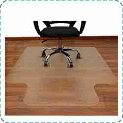 AiBOB 53 Extra Large Chair Mat for Computer Desk